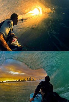 Picture of Surfers